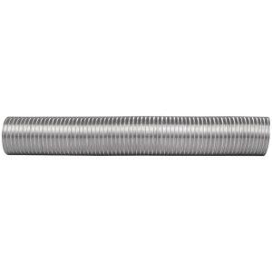 """Builder's Best 111585 V220 Light-Gauge Plain Pipe (5"""" x 8ft)"""