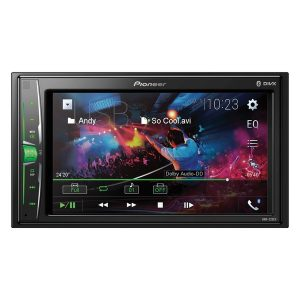 Pioneer DMH-220EX 6.2-Inch Double-DIN In-Dash Digital Multimedia Receiver with Bluetooth