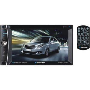 """Blaupunkt MMP440BT MEMPHIS 440 BT 6.2"""" Double-DIN In-Dash DVD Receiver with Bluetooth"""