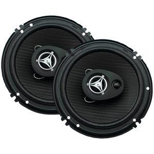 """Power Acoustik EF-653 Edge Series Coaxial Speakers (6.5"""""""
