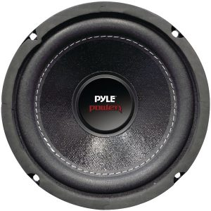 Pyle PLPW6D Power Series Dual-Voice-Coil 4ohm Subwoofer (6.5""