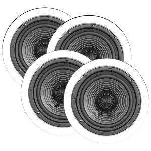 """ArchiTech SC-602E-4BULK 6.5"""" Premium Series Ceiling Speakers"""