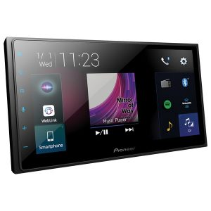 Pioneer DMH-2600NEX 6.8-Inch Double-DIN In-Dash Digital Multimedia Receiver with Bluetooth