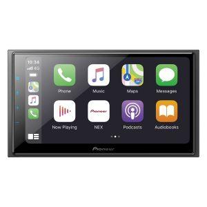 Pioneer DMH-W4600NEX 6.8-Inch Double-DIN In-Dash Digital Multimedia Receiver with Bluetooth