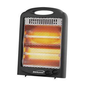 Brentwood Appliances H-Q600BK 600-Watt Portable Space Heater