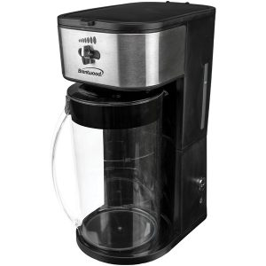 Brentwood Appliances KT-2150BK Iced Tea and Coffee Maker (Black)