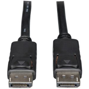 Tripp Lite P580-006 DisplayPort to DisplayPort Cable with Latches