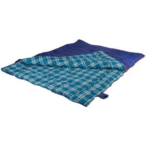 Stansport 533-100 2-Person Convertible Sleeping Bag