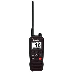 Uniden MHS130 Floating Handheld VHF Marine Radio