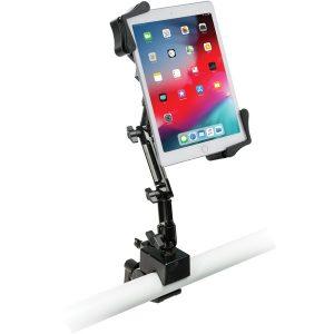 CTA Digital PAD-CFDCM Custom Flex Desk Clamp Mount for 7-Inch to 14-Inch Tablets