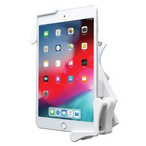 CTA Digital PAD-RWMW Rotating Wall Mount for 7 in. to 14 in. Tablets (White)