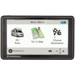 Rand McNally 0528018493 RVND 7 GPS Device with Free Lifetime Maps