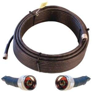 Wilson Electronics 952375 Ultra-Low-Loss Coaxial Cable (75ft)