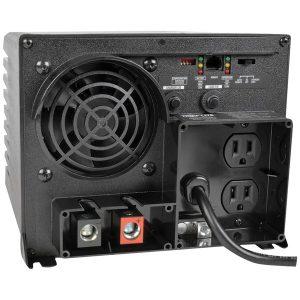 Tripp Lite APS750 750-Watt PowerVerter APS 12-Volt DC 120-Volt Inverter/Charger