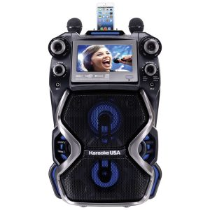 Karaoke USA GF920 Portable Professional CDG/MP3G Karaoke Player