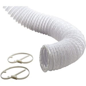 Lambro 1303 Vinyl Vent Duct Kit (8ft)