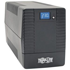 Tripp Lite OMNIVSX850D 850 VA/480-Watt Line-Interactive UPS with 4 Schuko CEE 7/7 Outlets