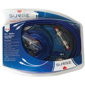 Surge SI-8 Installer Series Amp Installation Kit (8 Gauge