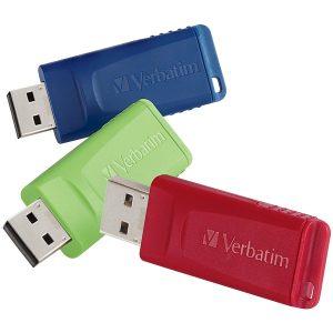 Verbatim 98703 8GB Store 'n' Go USB Flash Drives