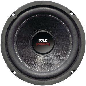 """Pyle PLPW8D Power Series Dual-Voice-Coil 4ohm Subwoofer (8"""""""
