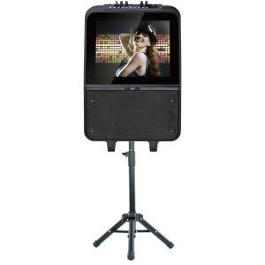 QFX KAR-900 Portable Karaoke Speaker System