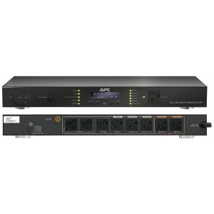 APC G50B-20A2 9-Outlet G-Type 20-Amp Rack-Mountable Energy-Saving Power Conditioner
