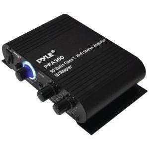 Pyle PFA300 90-Watt Class-T Hi-Fi 2-Channel Stereo Amp