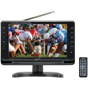 "Supersonic SC-499 9"" TFT Portable Digital LCD TV"