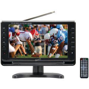 "Supersonic SC-499 9"" TFT Portable Digital LCD TV"