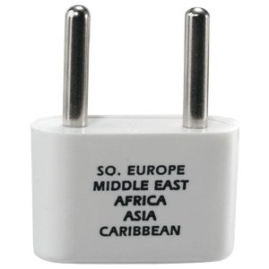 Travel Smart NW1X Adapter Plug for Europe