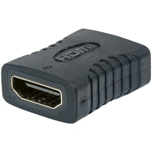 Manhattan 353465 HDMI A-Female to A-Female Coupler (Straight Connection)