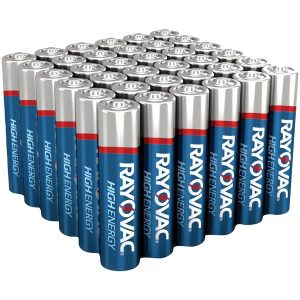 RAYOVAC 824-36PPJ Alkaline Batteries Reclosable Pro Pack (AAA