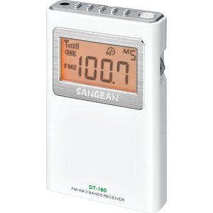 Sangean DT-160 AM/FM Pocket Radio