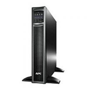 APC Smart-UPS SMX750 Rack-Mountable UPS - AC 120V - 600 Watts/750 VA - Lead Acid - Black