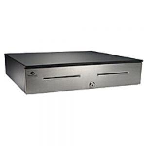 APG Cash Drawer Series 4000 JB186-6A-BL1816-C Cash Drawer - Black