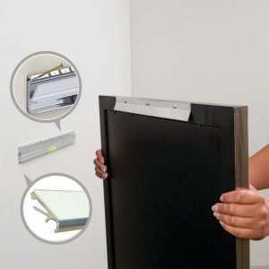 """Hangman APT-12 Apartment Picture & Mirror Hanger (12""""; Holds 100 Pounds)"""