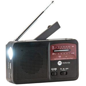 Motorola MWR800C ATMOS AM/FM/NOAA Weather Radio