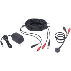 Lorex ACCMIC1 Indoor Audio Microphone for Security DVR