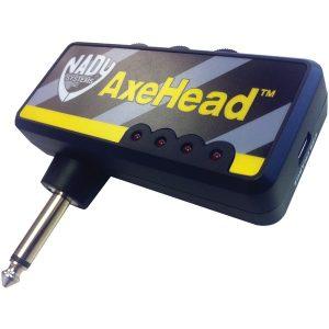 Nady AxeHead AxeHead Mini Headphone Guitar Amp