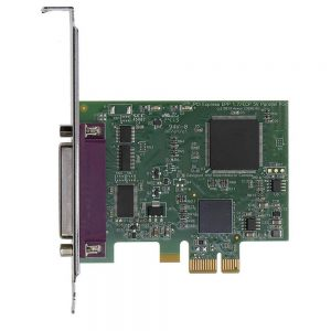 AXXON LF652KB Parallel PCI Express Controller Card - 1 Port