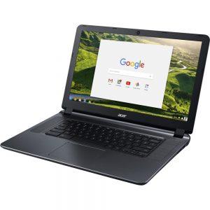 Acer Chromebook 15 CB3-532-C4ZZ 15.6 Chromebook - 1366 x 768 - Celeron N3060 - 4 GB RAM - 32 GB Flash Memory - Granite Gray - Chrome OS - Intel HD Graphics 400 - ComfyView - Bluetooth - Dual-core (2 Core)
