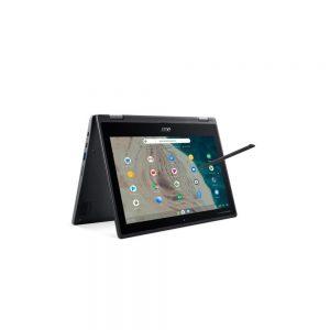 Acer Chromebook R752TN-C2J5 Intel Celeron N4000 1.10GHz 4GB 32GB 11.6 TouchScreen NX.H93AA.001 Chrome OS