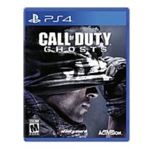 Activision 047875846791 Call of Duty: Ghosts for PlayStation 4