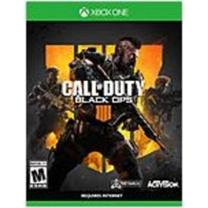Activision Call of Duty: Black Ops 4 - First Person Shooter - Xbox One