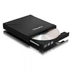 Aluratek AEOD100F 8x Dual Layer DVD-Writer