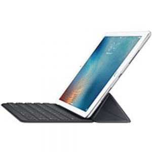 Apple Keyboard/Cover Case for 10.5 Apple iPad Pro Tablet - English (US) Keyboard Localization