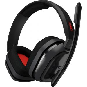 Astro A10 Headset - Stereo - Mini-phone - Wired - 32 Ohm - 20 Hz - 20 kHz - Over-the-ear