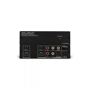 Atlona AT-HD530 HDMI/DVI To Composite and S-Video Down-Converter