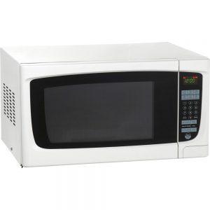 Avanti 1.4 cu ft Microwave - Single - 10.47 gal Capacity - Microwave - 10 Power Levels - 1000 W Microwave Power - 110 V AC - White