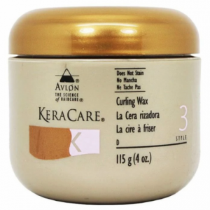 Avlon KeraCare Curling Wax 4 oz